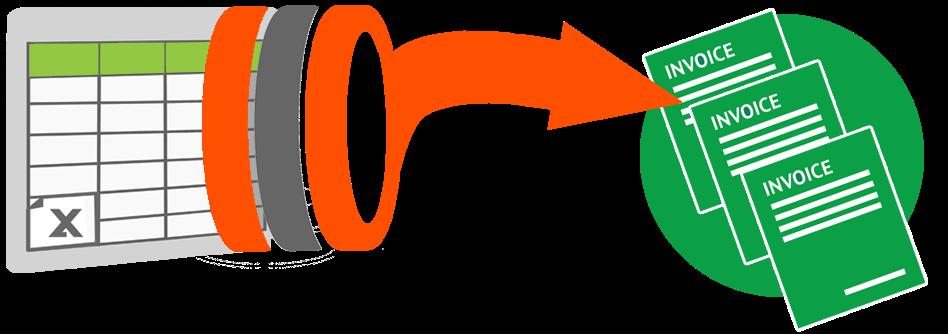 invoice importer