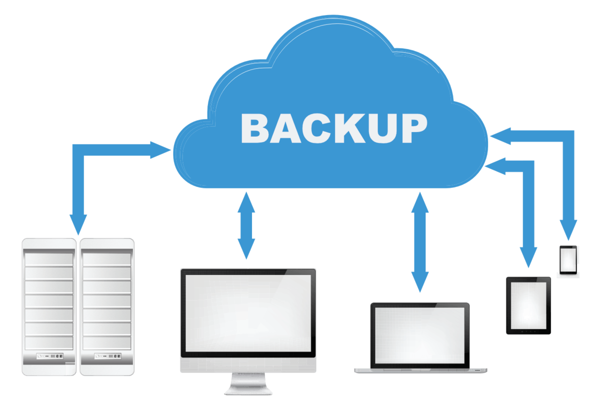 Storage Backup Icon